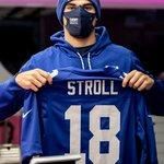 Lookin' good in Big Blue, @lance_stroll 🙌    #TogetherBlue | @RacingPointF1