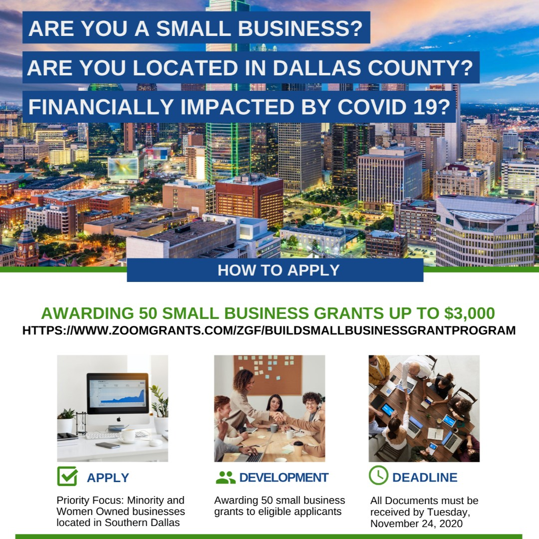 test Twitter Media - Entrepreneur resource alert! B.U.I.L.D. Ecosystem has created a program to assist small businesses impacted by COVID-19! This Small Business Grant Program plans to give up to $3,000 Grants to Eligible Small Businesses and Nonprofits. https://t.co/bsMSmr9NzW https://t.co/9MbToAbZd3