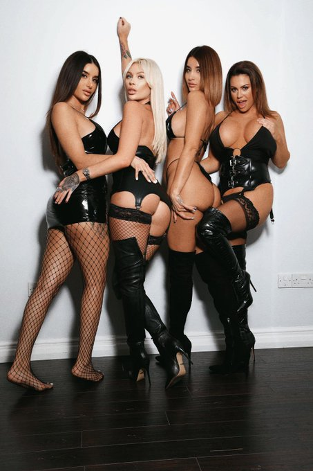 Bad Girls Club! 🔞  @mikkiiJ @Priya_Y @kandikayxxx   Coming soon to https://t.co/RrhrEuWpUD https://t