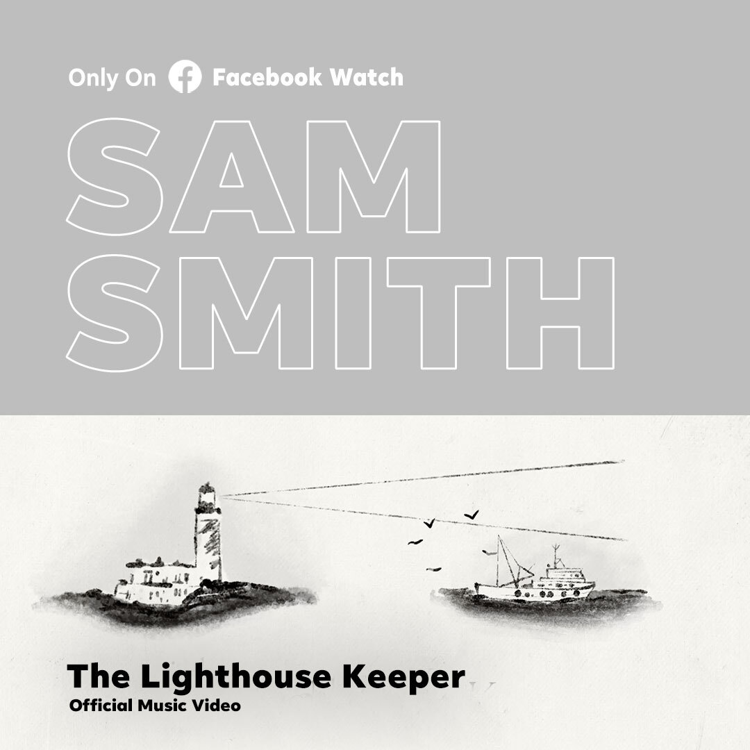 Lighthouse Keeper Friday 20.11 The official video premieres exclusively on my Facebook page this Friday at 6pm GMT x
