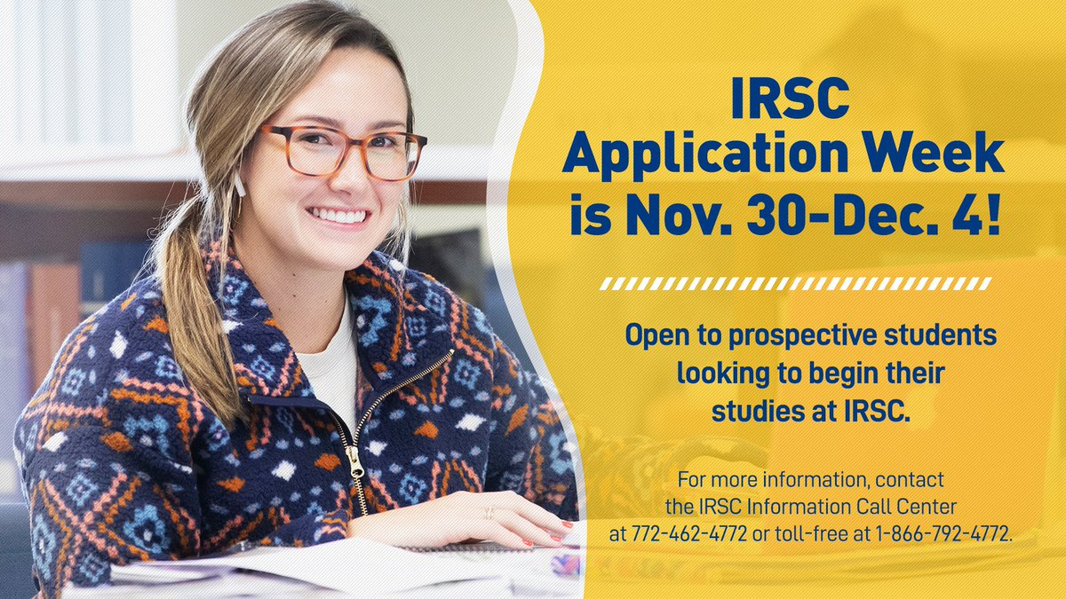Irsc Calendar 2021 Indian River State College (@IRSCTheRiver) | Twitter