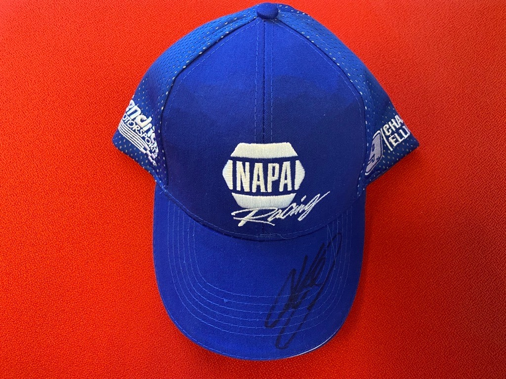 What better way to celebrate @chaselliott's birthday than by winning a @NAPARacing hat signed by the champion himself? 🙌  Like and RT for a chance to win!