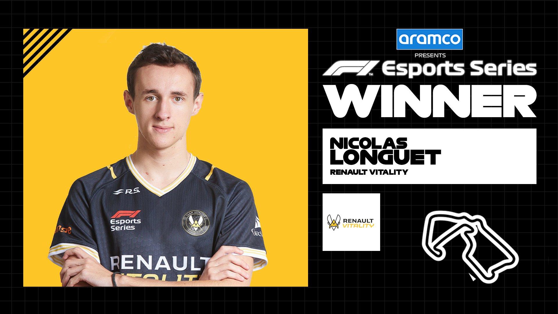 Renault: Emotional rollercoaster follows Longuet;s first win