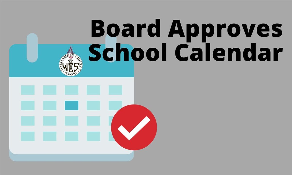 Wcs Calendar 2022.Wcs On Twitter Already Looking Ahead To Next Year The Williamson County School Board Approved The 2021 22 School Year Calendar At Its November Meeting And It Includes A Full Week Off For