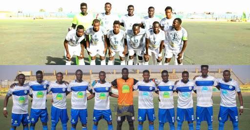 LDC & Coupe CAF : Teungueth FC jouera contre Gambia Armed Forces le 29 Novembre. Le Jaraaf pas encore fixé ► https://t.co/Hxo2WrEhwE  #Senegal #wiwsport https://t.co/3PDaIhpvKX