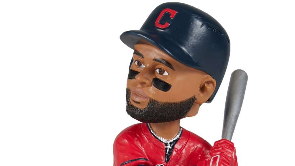 Want to win a Carlos Santana Bobblehead? All you need to do: *Follow our account *RT this tweet A winner will be picked during the first week of Dec. https://t.co/oAk493BWEv https://t.co/txCyJMxREU