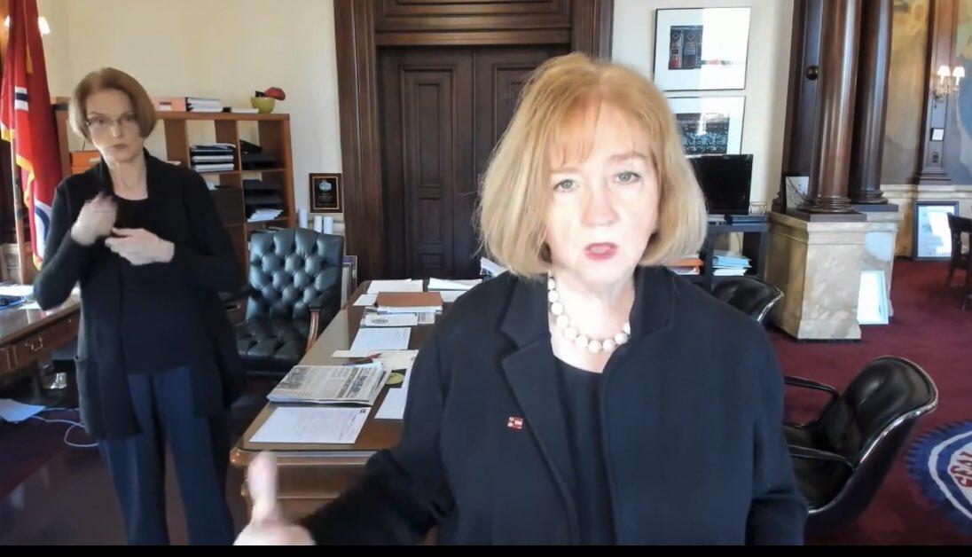#BreakingNews from @LydaKrewson @FOX2now @KPLR11 she announces she is not running for re-election