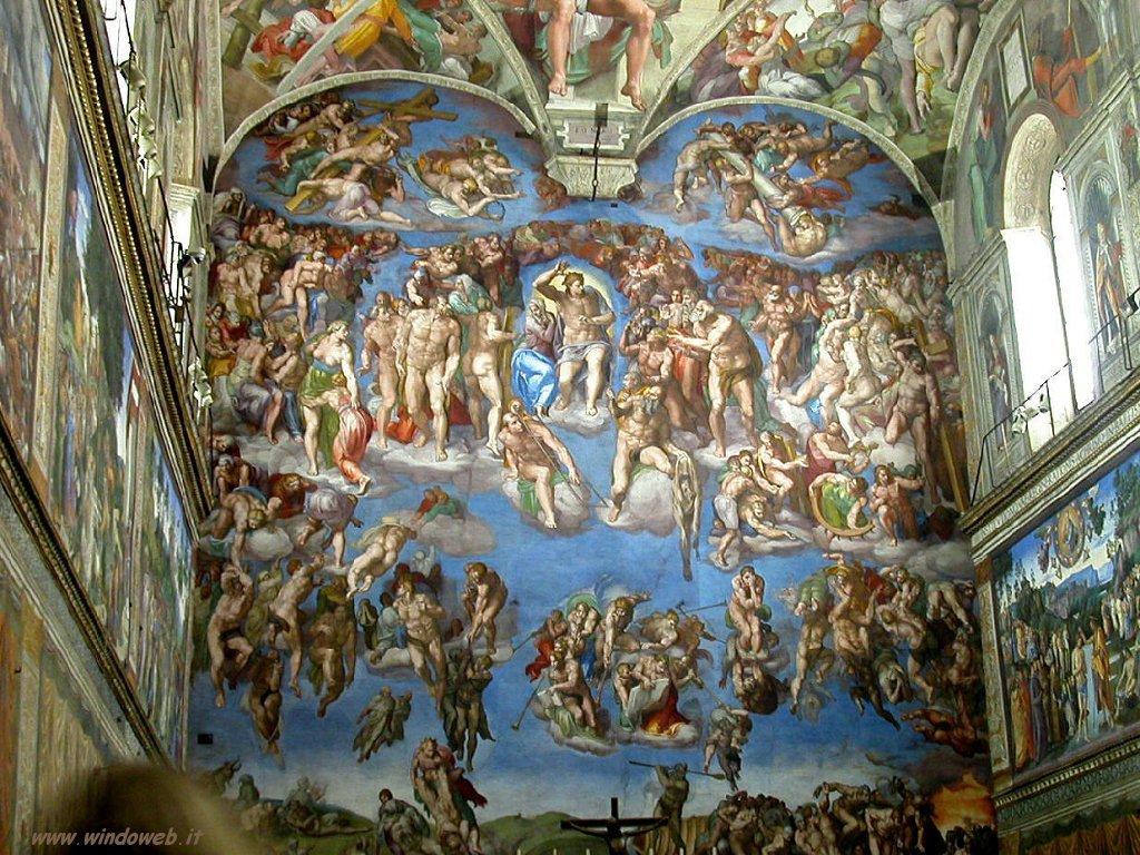 Cappella Sistina in 3D 360⁰ vatican.va/various/cappel…