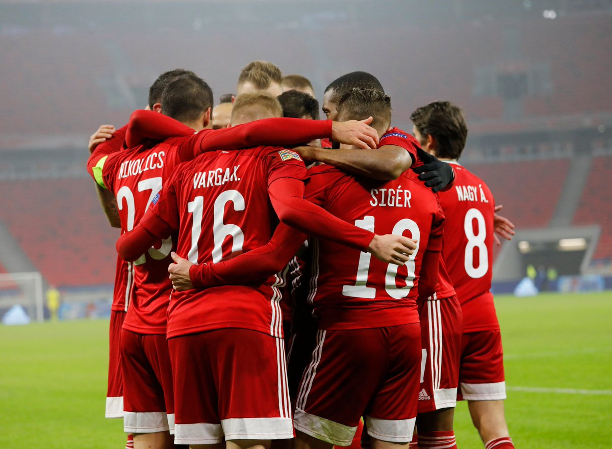 MS   Macaristan 2-0 Türkiye  ⚽️ 57' David Siger ⚽️ 90+4' Varga  #NationsLeague https://t.co/8QslwmNECB