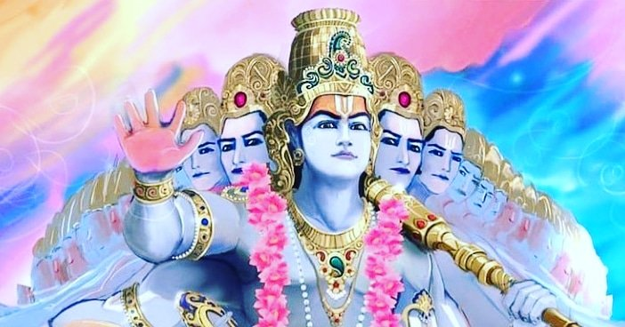 THE IMPORTANCE OF NINTH CHAPTER OF GITA.  In the city of Mahishmati on the banks of Narmada, there lived a Brahmin called Madhav. He was a reputed scholar of Vedas and believed in performing Yagya's. He earned lots of money through his scholarly pursuits.