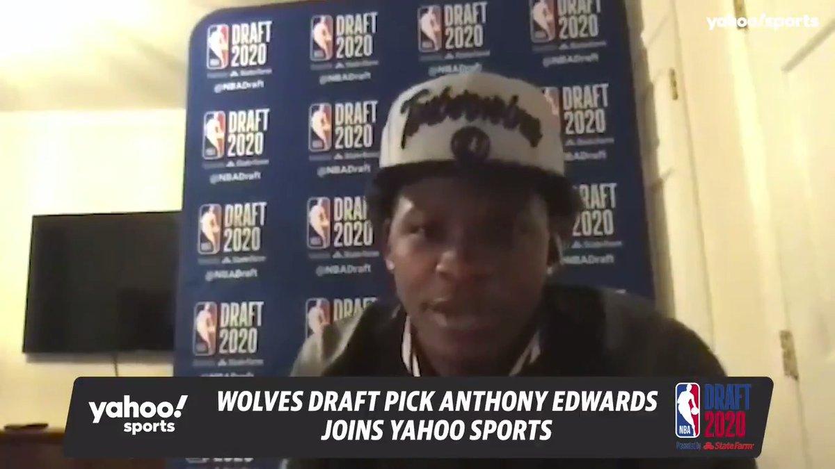 @YahooSports's photo on Anthony Edwards