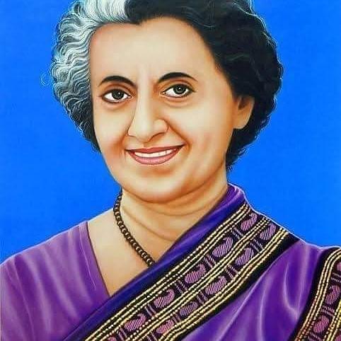 @RahulGandhi भारत की प्रथम महिला प्रधानमंत्री, त्याग एवं समर्पण की प्रतिपूर्ति श्रीमती इंदिरा गांधी जी की जयंती पर भावभीनी श्रद्धांजलि।🇮🇪🙏💐 जब तक सूरज चांद रहेगा इंद्रा गांधी जी का नाम रहेगा । #IronLady #IndiasIndira @RahulGandhi @priyankagandhi @SachinPilot