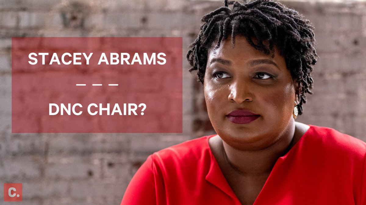 Stacey Abrams registered hundreds of thousands to vote & worked tirelessly for the Democratic party. Now, petition starter Tenaja wants to see her recognized for that. She's calling on the @DNC to appoint her as chair. Almost 40,000 have signed- will you? https://t.co/YM6hN36Gi7 https://t.co/PfcLn2Pc4v