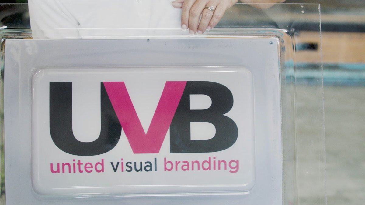 Image for the Tweet beginning: Discover how United Visual Branding