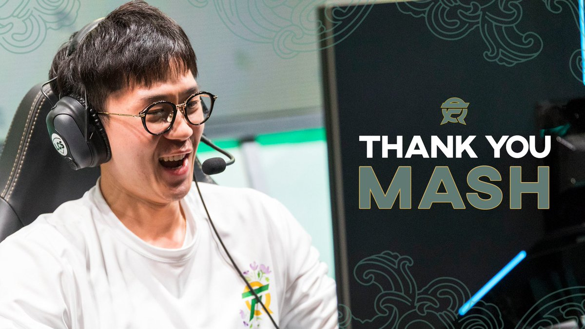 FlyQuest - Thank you, @DontMashMe!   You stepped up for us this summer, and we're grateful for all of your hard work! Good luck in this next chapter!  💚 💛