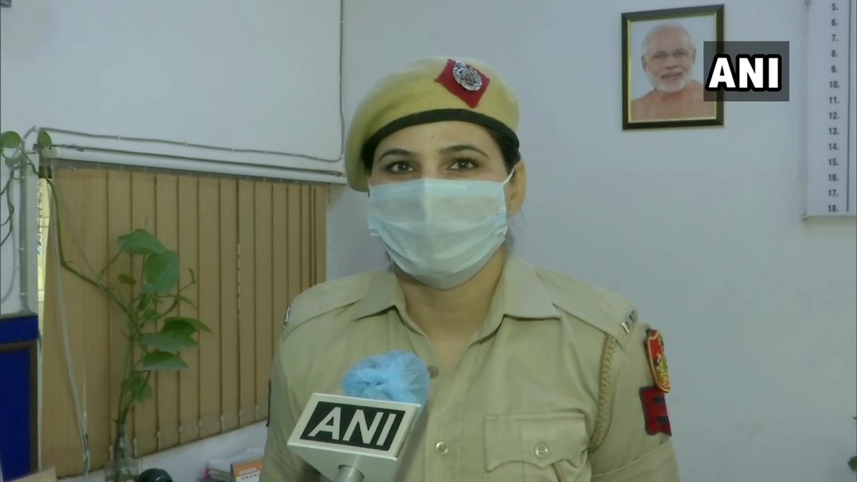 "Delhi: Woman head constable Seema Dhaka of Samaypur Badli receives out-of-turn promotion for tracing 76 missing children.  ""It gives me joy to see children reunite with parents. I'm happy that the Police Commissioner rewarded my work. This might encourage others also,"" she says."