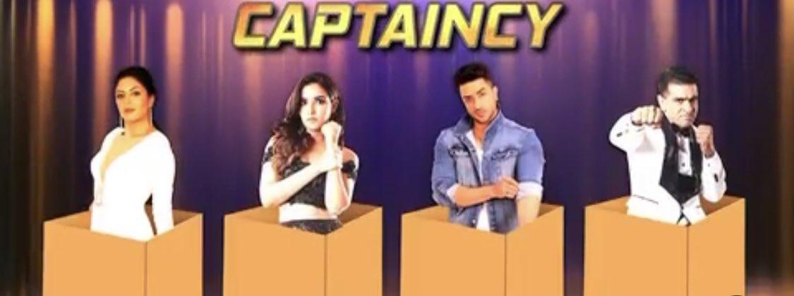Kaun banega ghar ka naya captain? 😃 #BB14onJioCinema  #JasminBhasin #EijazKhan #KavitaKaushik #AlyGoni #BiggBoss14 #BB14 #BiggBoss2020