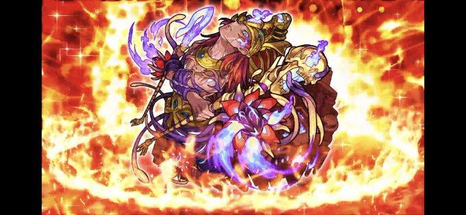 オシリス 神化 モンスト 獣