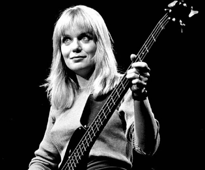 Happy 70th to Tina Weymouth of Talking Heads and Tom Tom Club