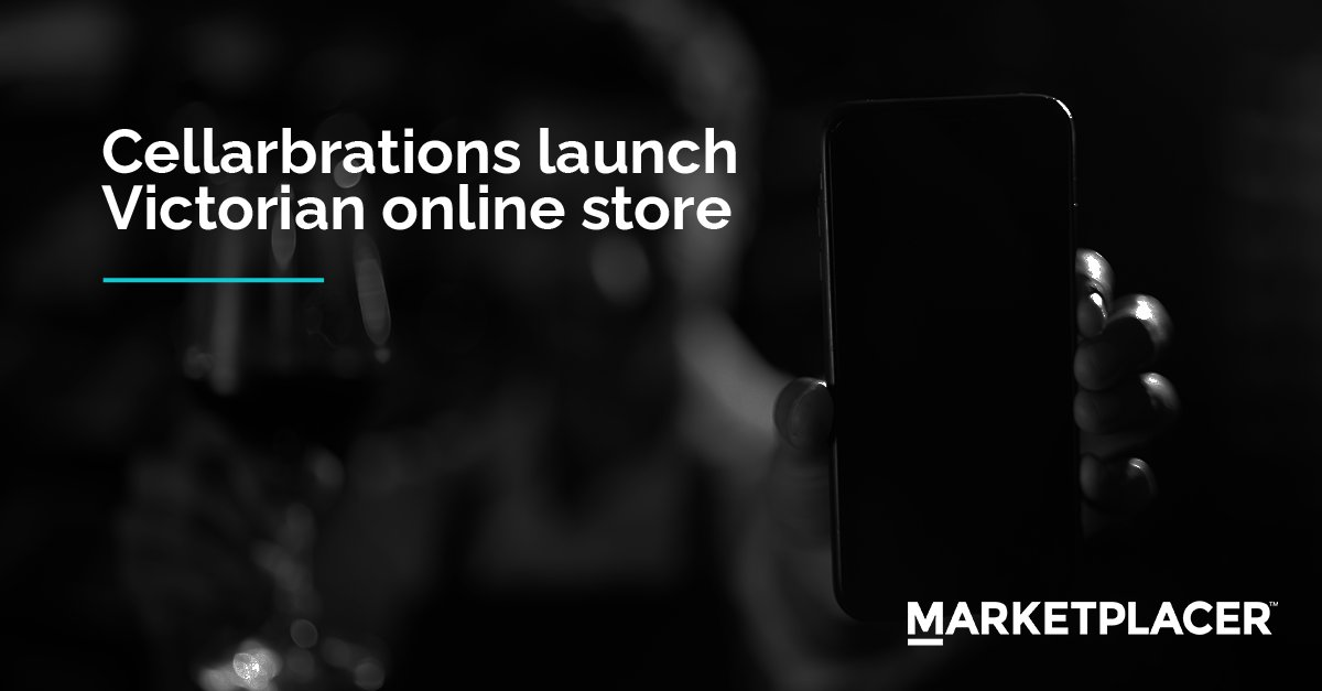 Congratulations to another @Marketplacer_ customer, Cellarbrations on the launch of their Victorian online store. We'll share the full story soon!  https://t.co/lC97cEARWD https://t.co/IoIgrPK4Zw