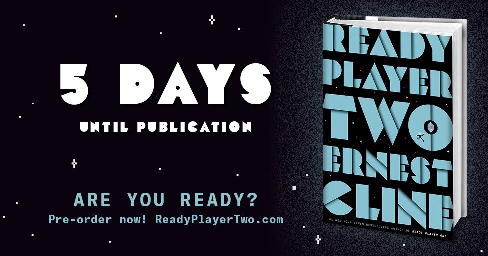 The Best Ready Player Two Book Pre Order