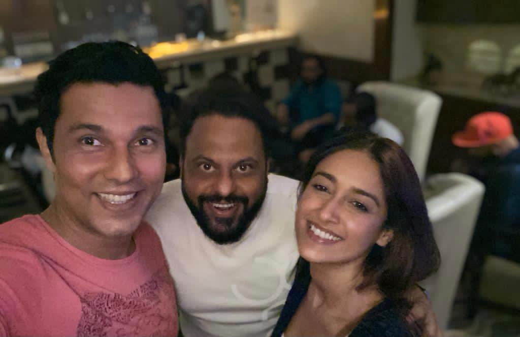 And the shoot of #UnfairAndLovely starring the uber talented duo @RandeepHooda & @Ileana_Official is complete!!!  #SidK @BalwinderJanjua @SonyPicsIndia #RandeepHooda #ileanadcruz