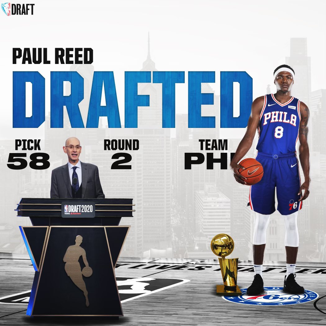 Congratulations @Bball_paul! 🔵👿 https://t.co/IiYAZeQPaZ