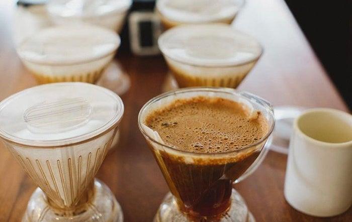 表参道に本格コーヒーカフェ「エリック・ローズ」週末限定パンケーキやアヒバーガーなどフードも充実#カフェ #グルメ▼写真・記事詳細はこちら