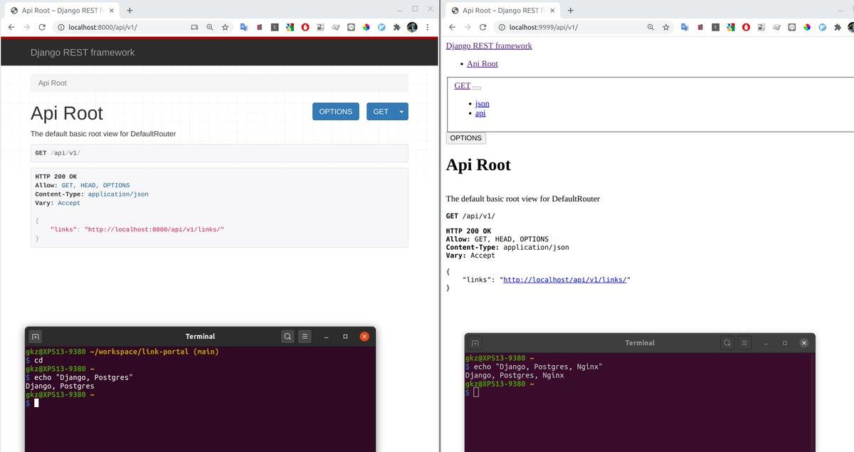 やってみたNginxアリでコンテナを起動すると静的ファイルが適用されない | gkz @gkzvoice  #bosyu #bosyu #募集 #個人開発