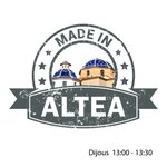 "Image for the Tweet beginning: 👩🏻‍💼💬👨🏼‍💼 ""Made in Altea"" t'apropa"
