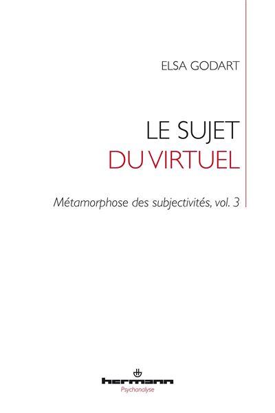 """""""Le sujet du virtuel"""" d'Elsa GODART aux éditions Hermann maintenant disponible à la librairie ou sur notre site :  #librairieindependante #librairiesparis #paris10 #librairielabalustrade #littérature #elsagodart #sujetduvirtuel #hermann #livraison"""