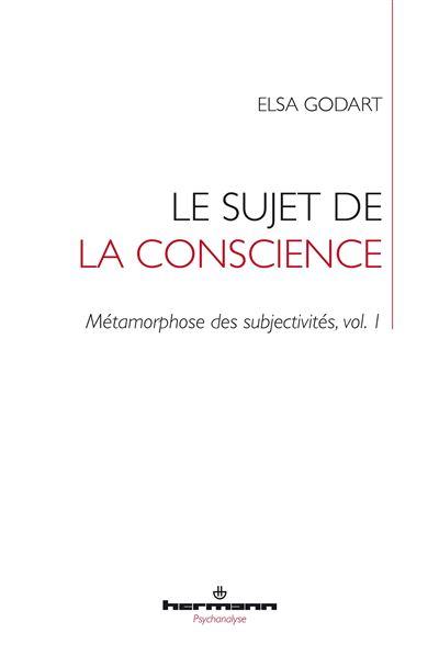 """""""Le sujet de la conscience"""" d'Elsa GODART aux éditions Hermann maintenant disponible à la librairie ou sur notre site :  #librairieindependante #librairiesparis #paris10 #librairielabalustrade #littérature #elsagodart #hermann #conscience #livraison"""