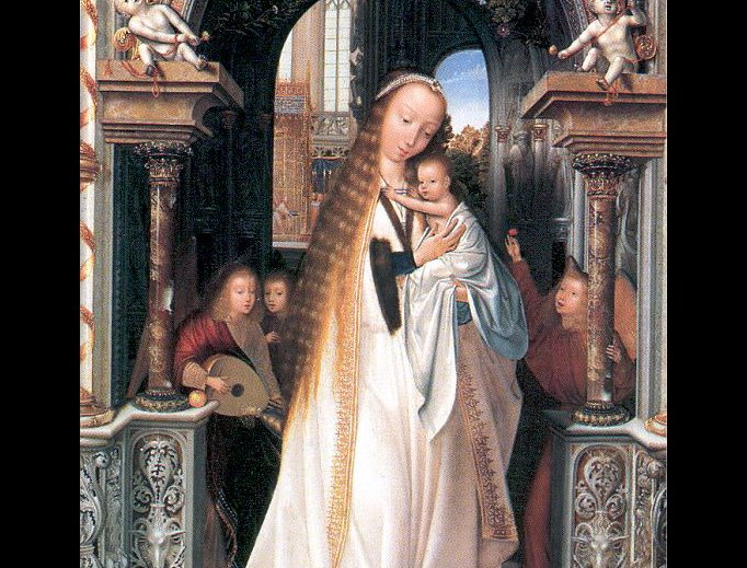 @Pontifex O Mary Accept our prayers for the healing of our souls, bodies. & Compassion us. Make our worries go. Protect us from all evil. O Virgin From you we ask the salvation, for in light of difficulties you are the safe embrace. Mother of God pray for us. In Jesus' Name. Amen