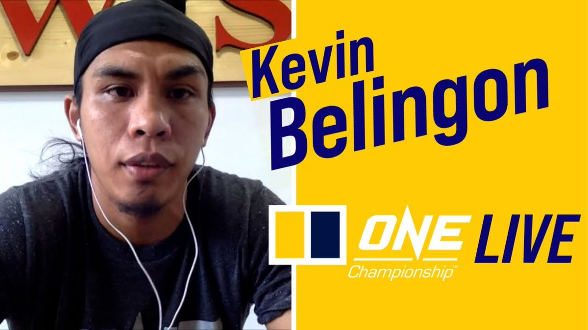 Kevin Belingon joins @NicoSCMP & @JHKMMA on SCMP X ONE LIVE Ep. 3 to discuss his disappointment after loss to John Lineker at #InsideTheMatrix III. The former ONE bantamweight champ believes he knows what to do to beat Lineker when they meet again.  📺