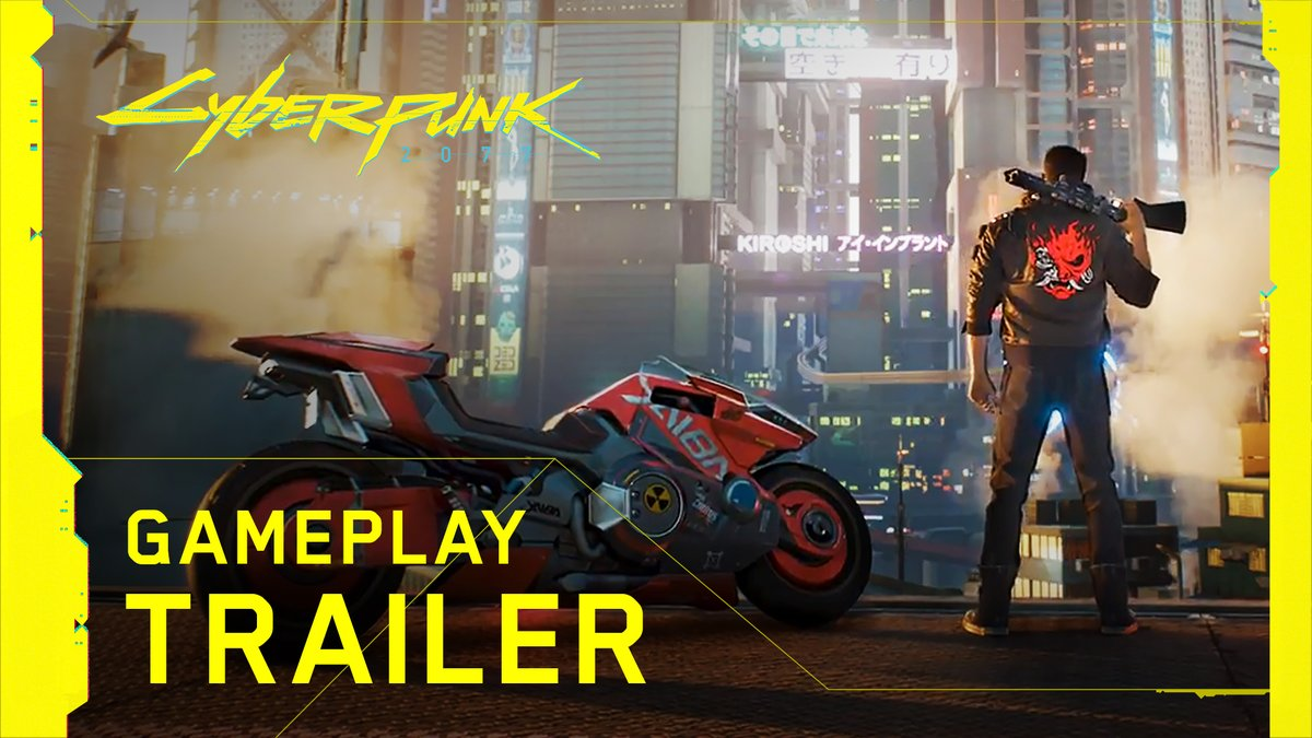 In this world, consumed by neverending conflict, sometimes only an outsider will get the job done.  And that's you.  #Cyberpunk2077 #GameplayTrailer