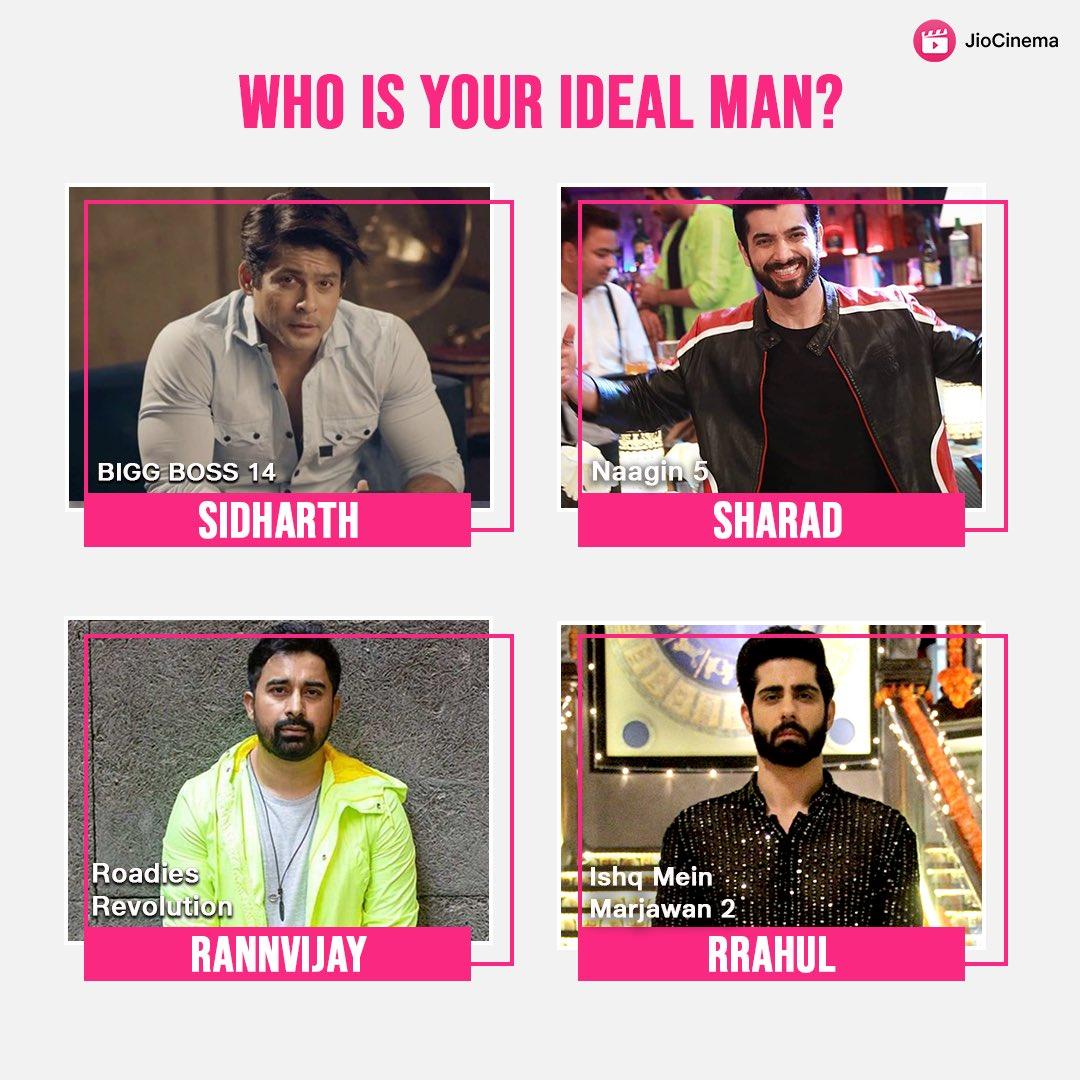 Who is the BOSS of your HEART? 😍♥️ Tell us in the comments ⬇️  #sidharthshukla #sharadmalhotra #rannvijaysingha #rrahulsudhir #biggboss14 #naagin5 #internationalmensday #happyinternationalmensday