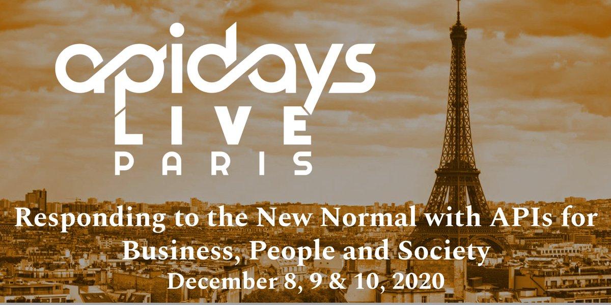 API Days Paris 2020