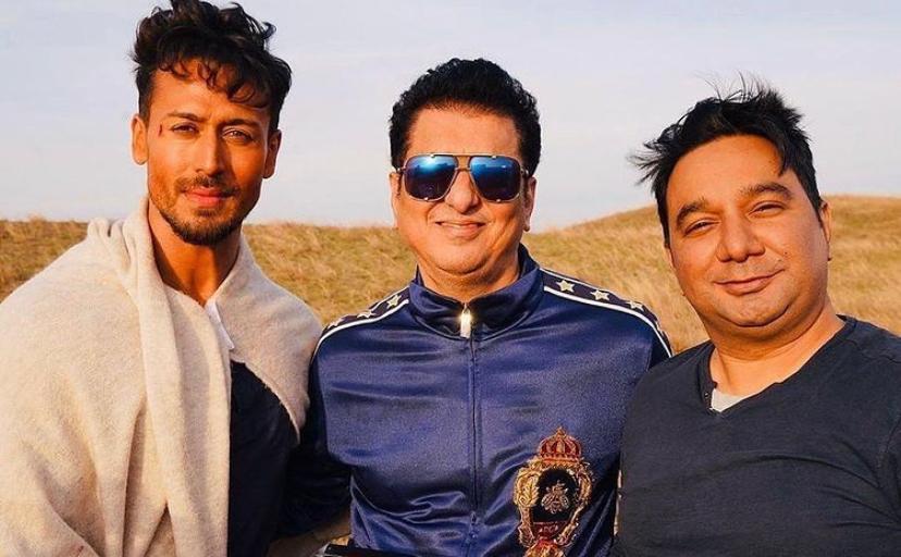 Sajid Nadiadwala and Tiger Shroff's Baaghi 3 becomes 5th Nadiadwala Grandson Entertainment film to mark satellite milestone  @iTIGERSHROFF #SajidNadiadwala #baaghi3