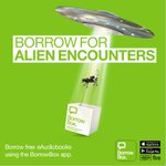 Image for the Tweet beginning: Our newest #eAudiobook supplier @BorrowBox