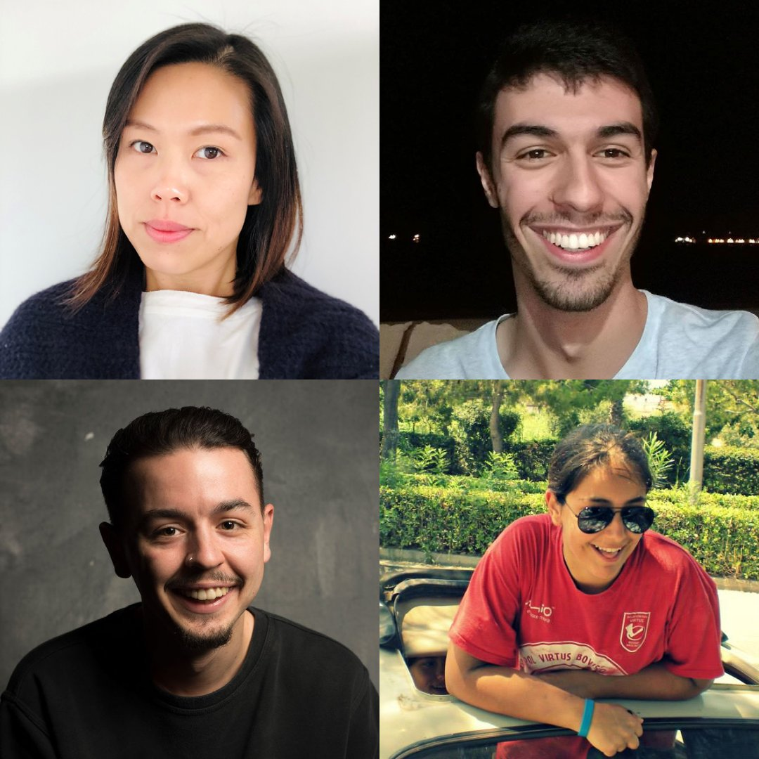 Great to welcome our October starters to Playground Games!  🎮 Fung Sia 🎮 Joao Pardal 🎮 Tom Turner 🎮 Jennifer Delle Monache  Fantastic to have you as part of the Playground Games family!  Start your next adventure here - https://t.co/8d6SHnFnlt https://t.co/F2cc5SSagV