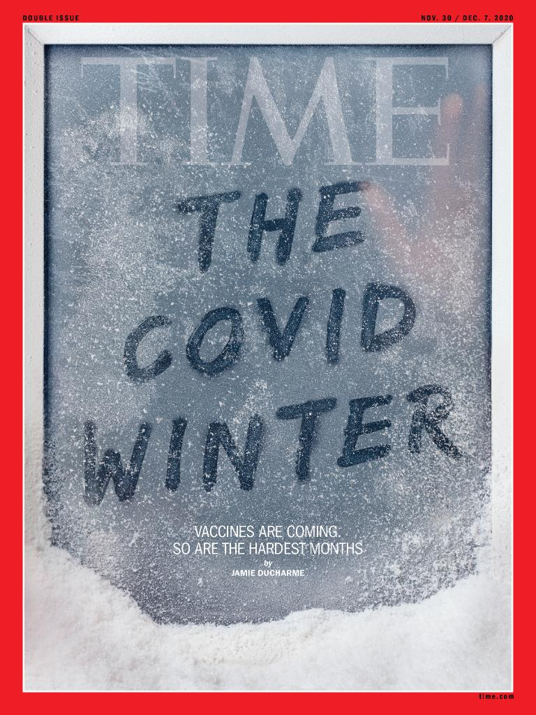 TIME's new cover: The U.S. outbreak is worse than it's ever been. Why aren't Americans acting like it?