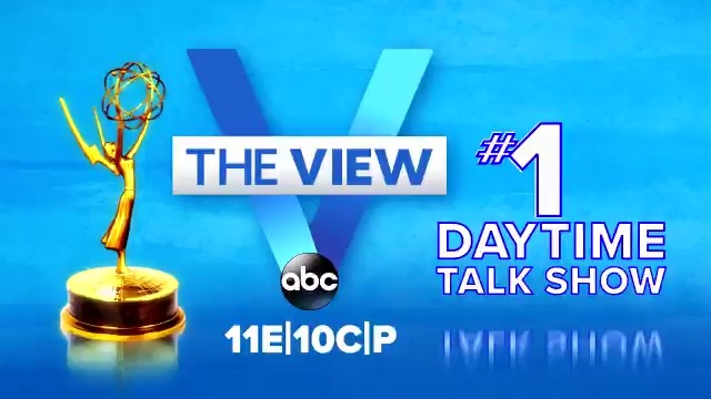 Whatever your view, you are welcome here. We thank you for watching and making @TheView America's #1 daytime talk show.