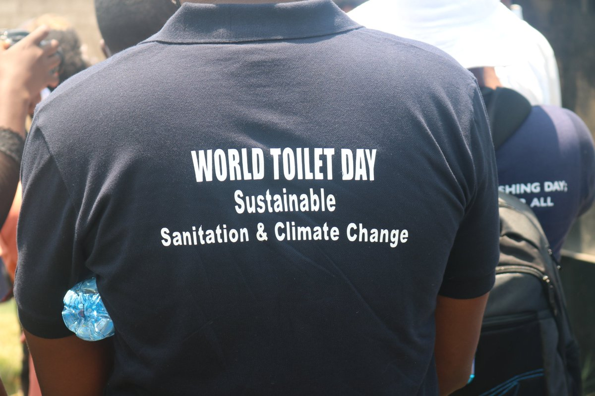 Stop for a second and imagine what life would be like without a toilet. That is the daily reality of over half a billion people. Toilets are especially important to keep children healthy, safe and in school. #WorldToiletDay