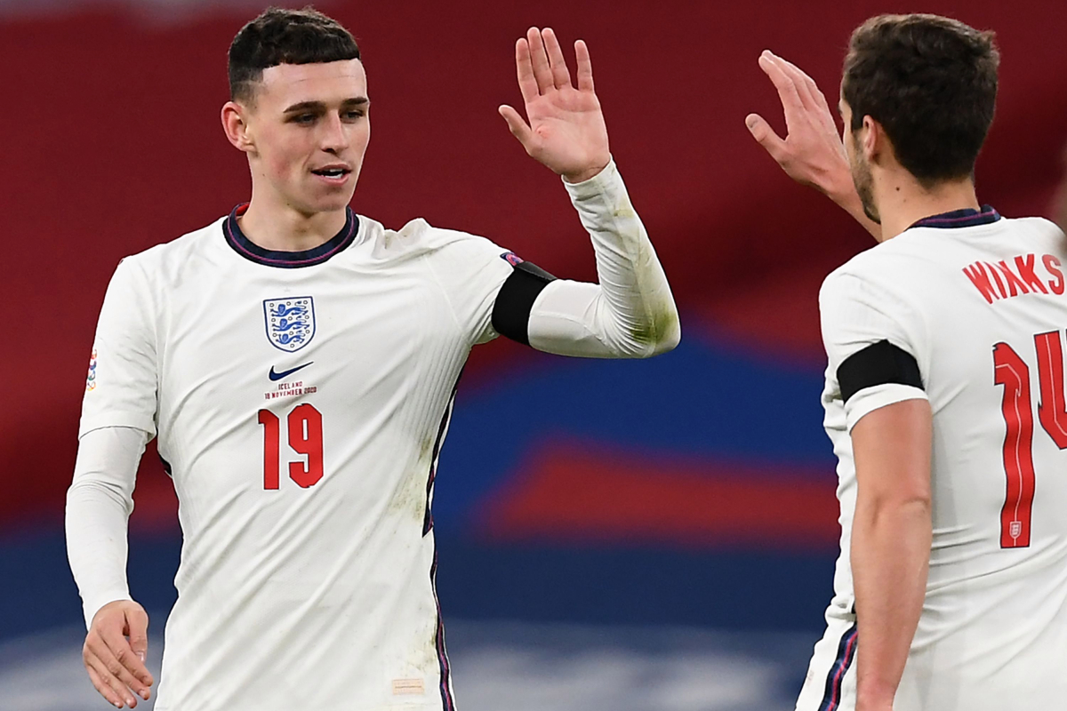 Roy Keane makes comparison between Man City star Phil Foden and Manchester United legend Paul Scholes after brace in England's win vs Iceland https://t.co/Eu8upyvqRv https://t.co/uOI2m5kN9U