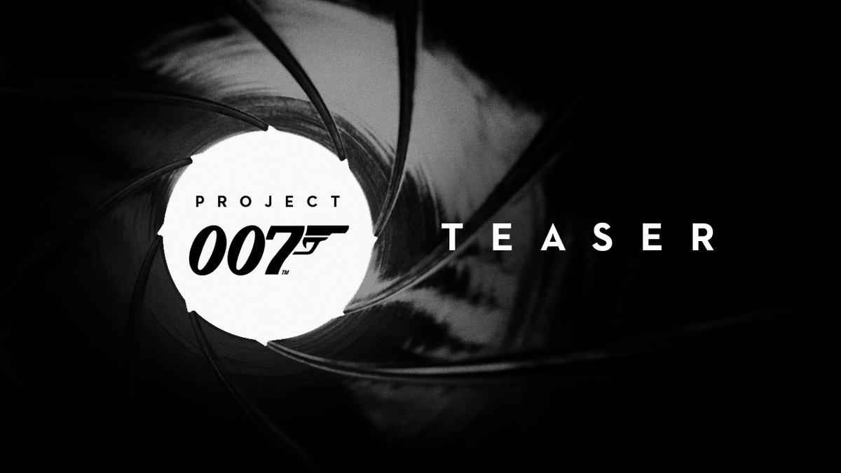 @IOInteractive's photo on Bond