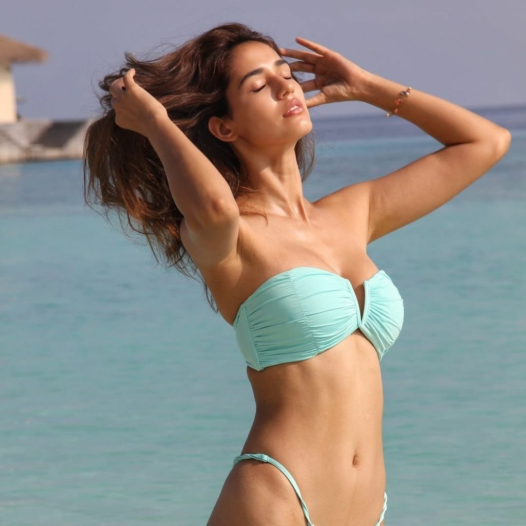 Disha Patani Sets the Temperature Soaring with her Latest Picture - newsdezire