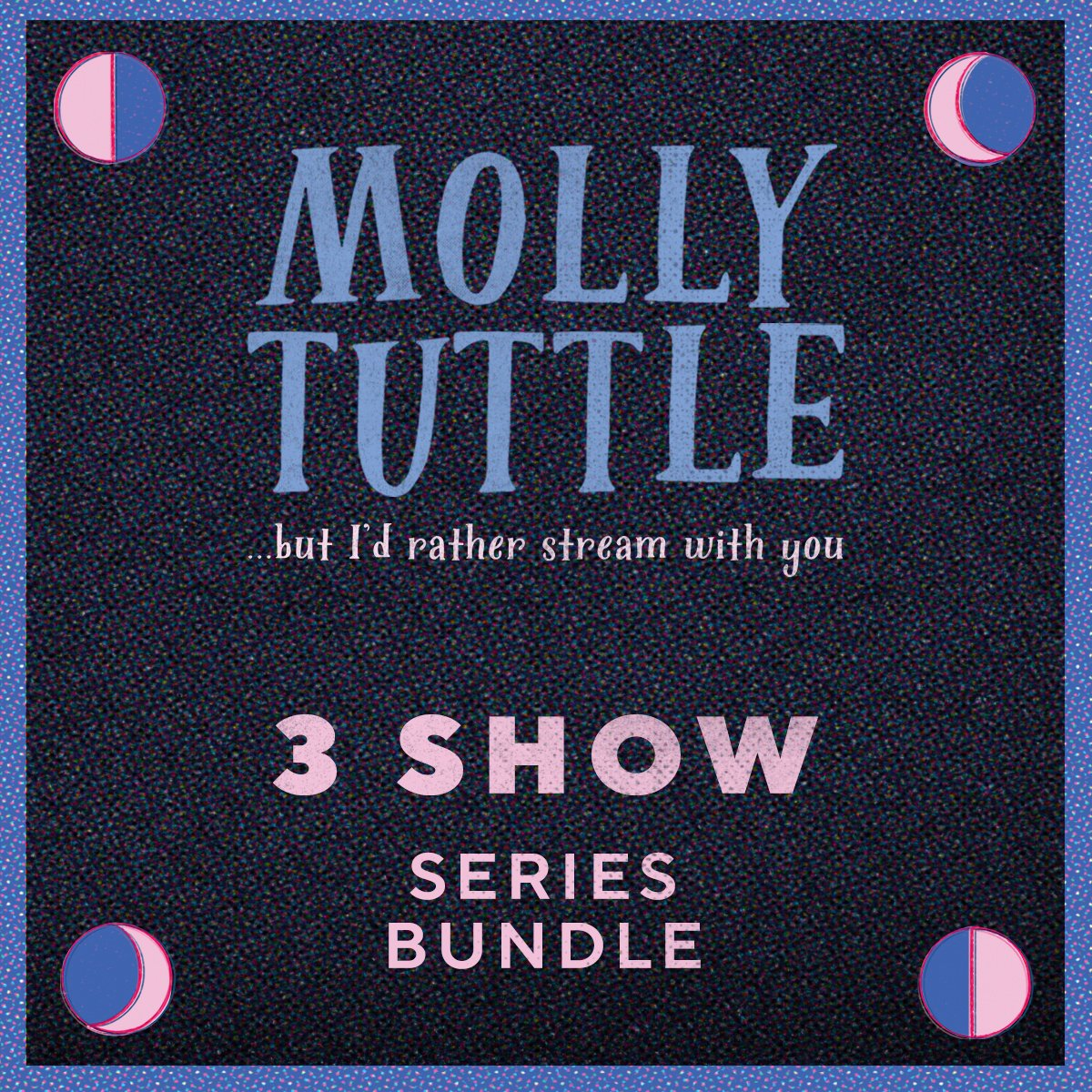 TONIGHT! @MollyTuttle kicks off her live stream series ...but i'd rather stream with you: Live From The Basement Dont miss out, grab your tickets now! bit.ly/2HNEzlC
