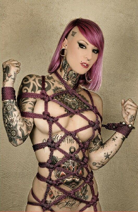 Hot Tattooed Batches Nude