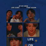 Image for the Tweet beginning: ˚₊· ͟͟͞͞➳ #LifeGoesOnTeaser1/@BTS_twt ♡·˚  —