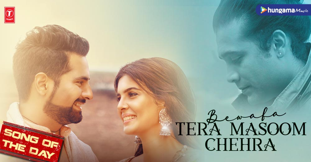 #BewafaTeraMasoomChehra is all about journey of love between these two souls , @realkaranmehra & @ihanaofficial composed by @RochakTweets  and sung by our fav @JubinNautiyal making it your #Goto song  👉   @TSeries @AmardeepPhogat @NavjitButtar